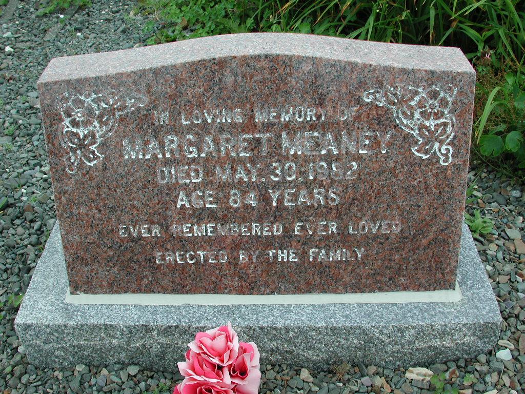 MEANEY, Margaret (1982) RIV01-2151