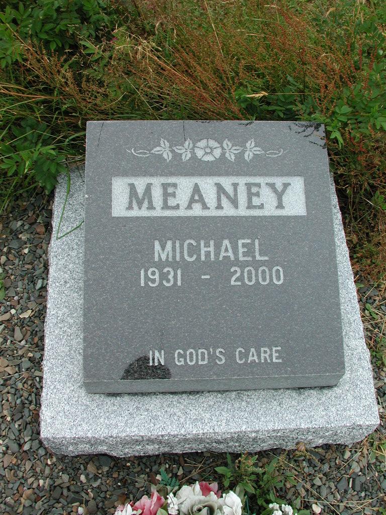 MEANEY, Michael (2000) RIV01-2152