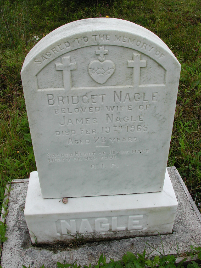 NAGLE, Bridget (1965) RIV01-7901