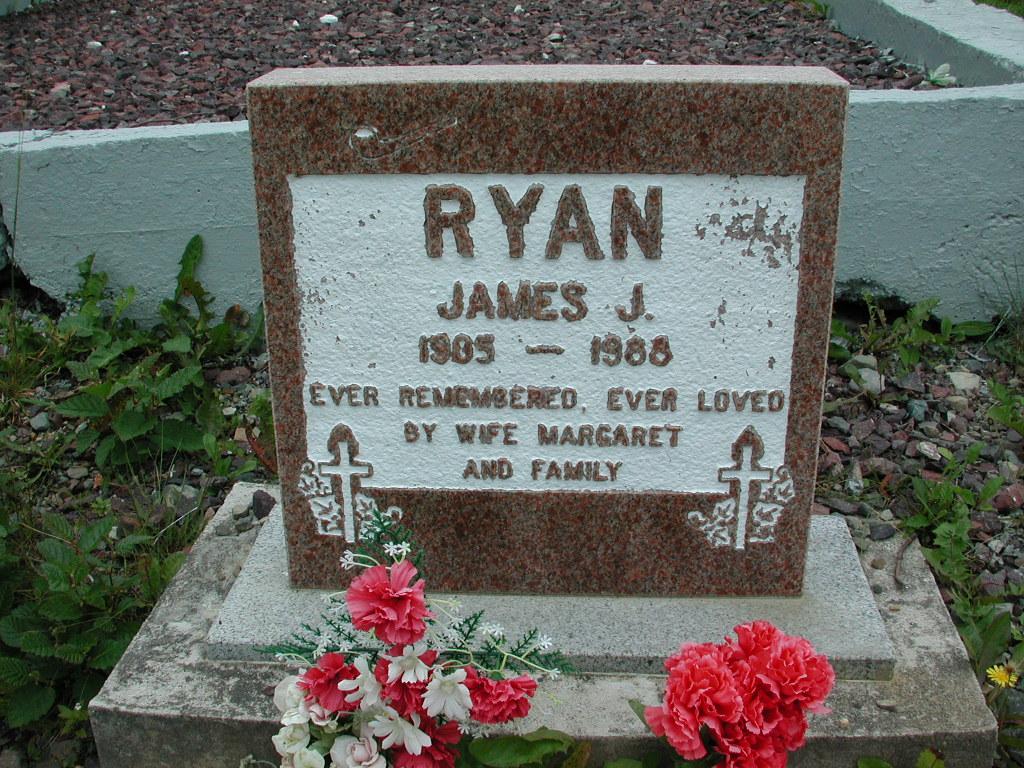 RYAN, James J (1988) RIV01-2208