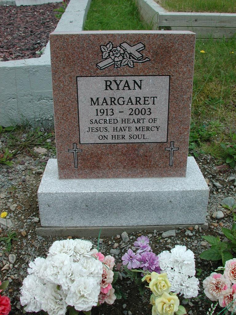 RYAN, Margaret (2003) RIV01-2209