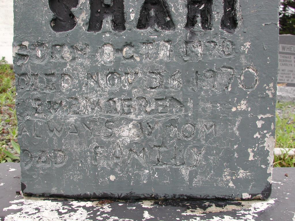 SHARI, Unknown (1970) RIV01-7873