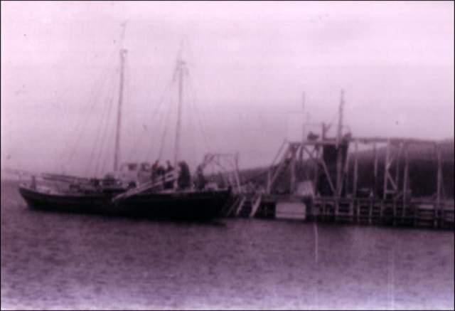 Gus Dalton's Boat