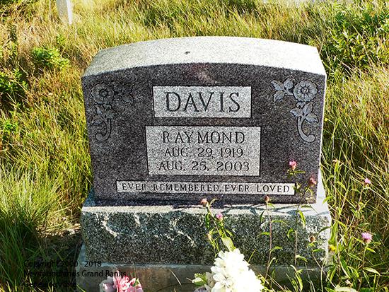 davis-raymond-2003-colinet-rc-psm