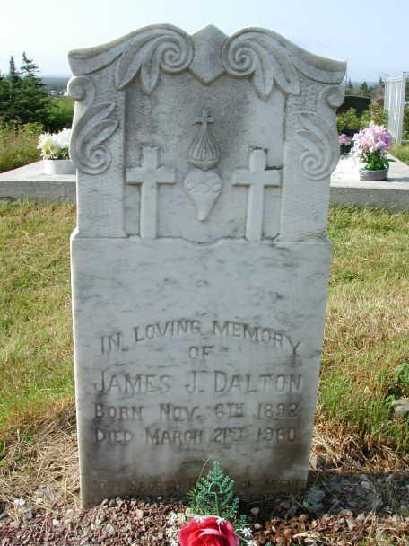 James Dalton # 5030