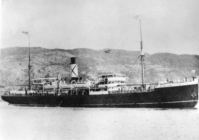 SS Florizel