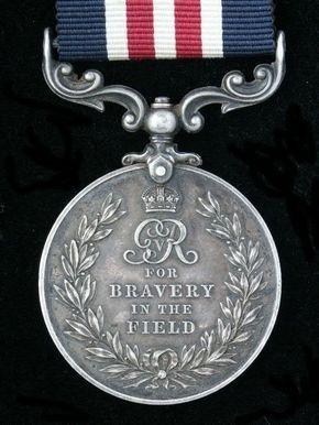military medal for bravery