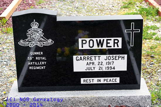 Garrett Power